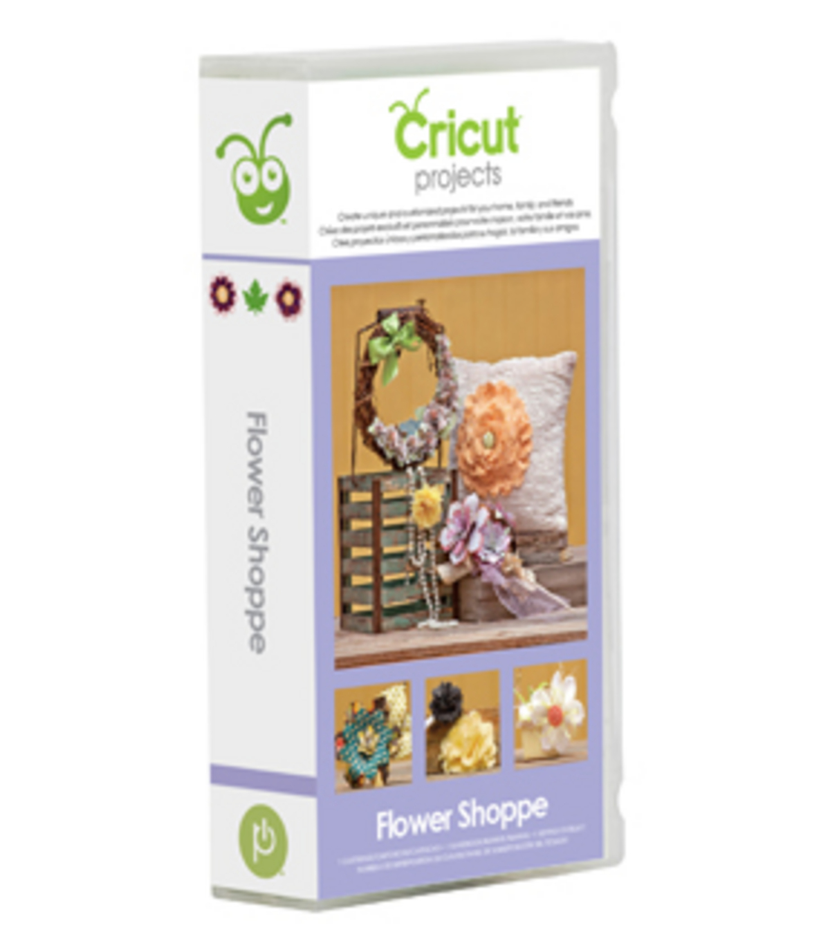 Cricut® Flower Shoppe Cartridge