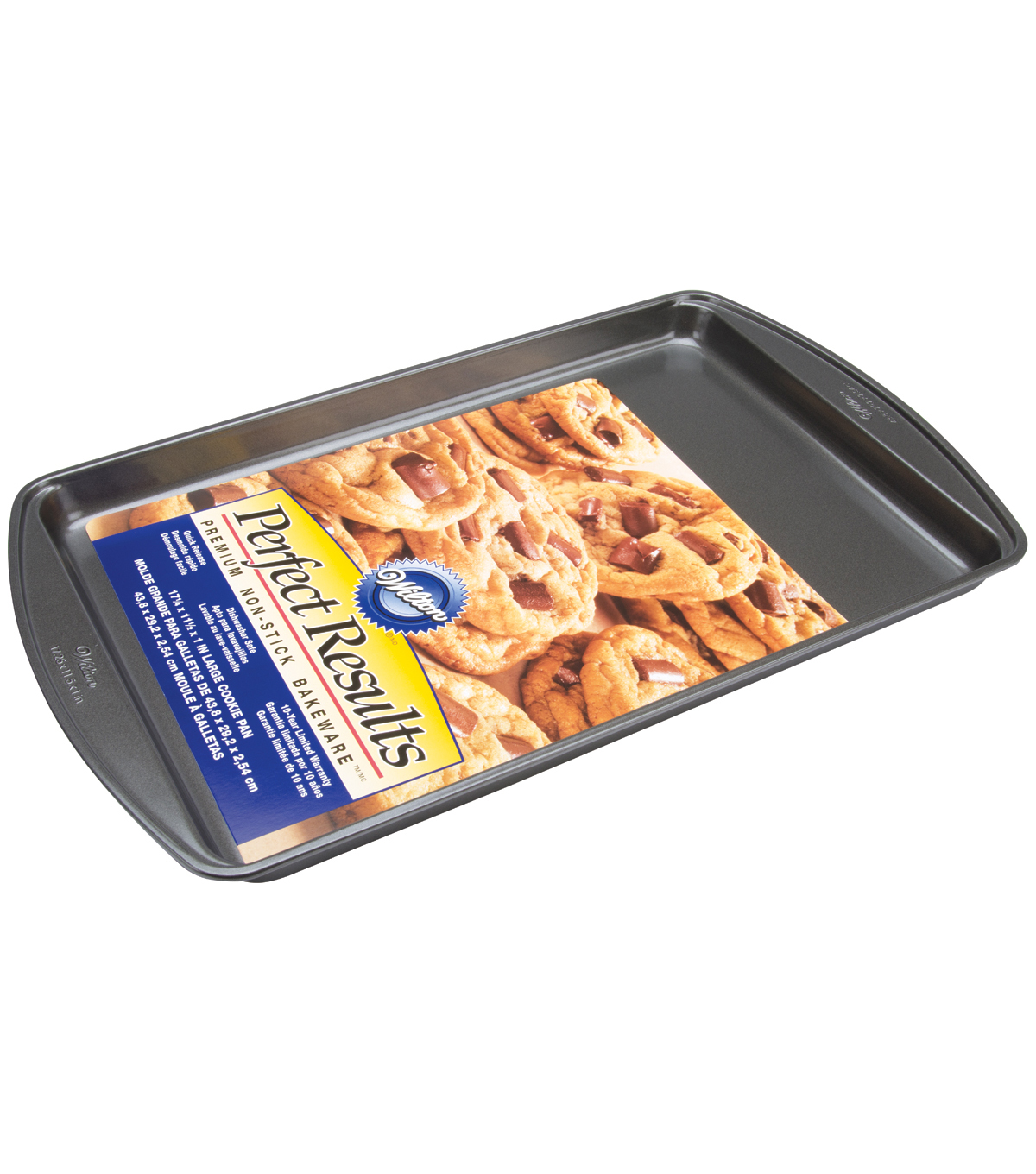 Wilton® Perfect Results 17.25\u0022X11.5\u0022 Large Cookie Pan