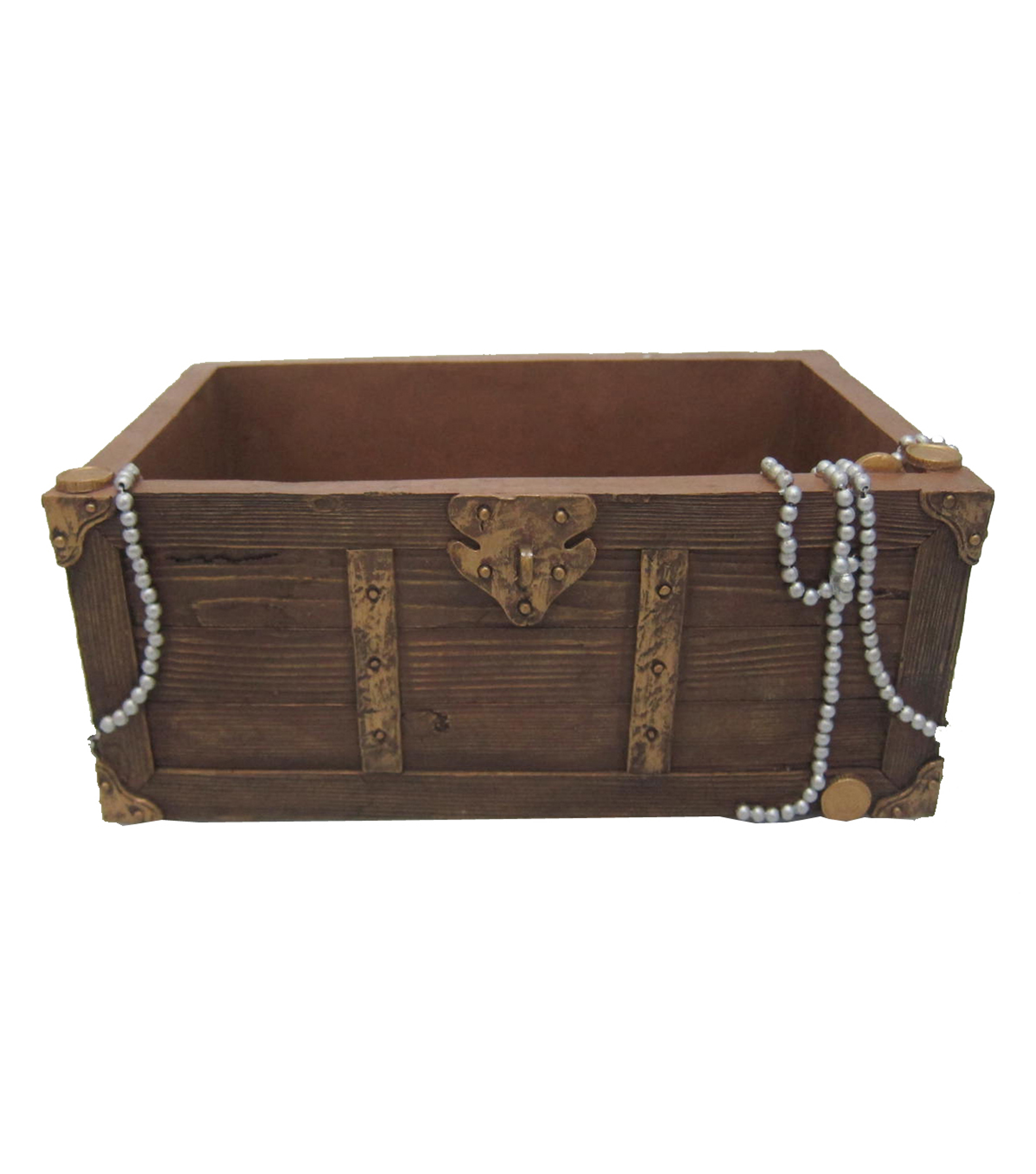 Bloom Room Littles Resin Treasure Chest Container