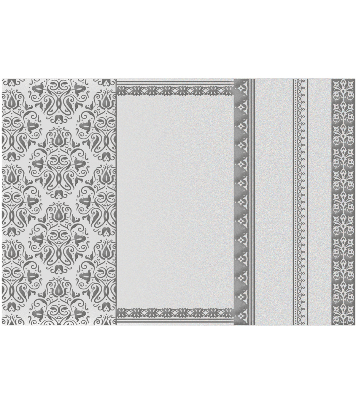 Couture Creations A4 Embossing Folder-Royal George