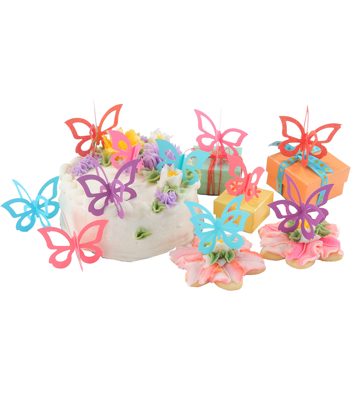 Sizzix® Bigz™ Where Women Cook Die-3D Butterflies