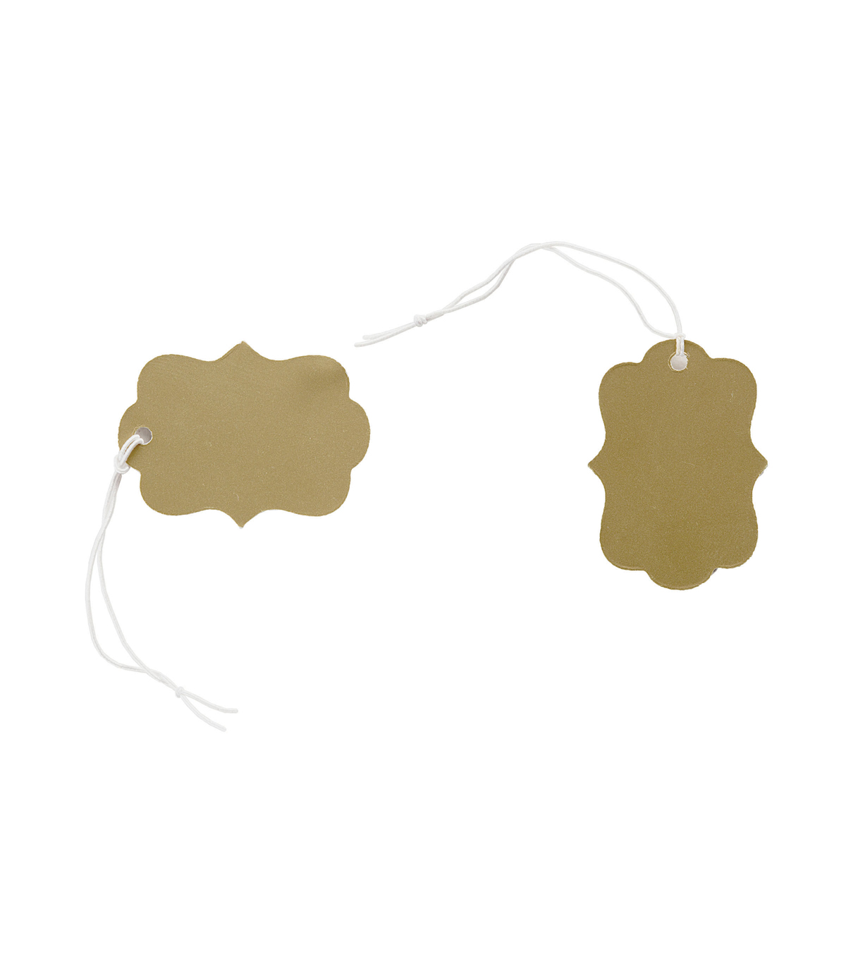 Price Tags-Gold-1 inch 100pk