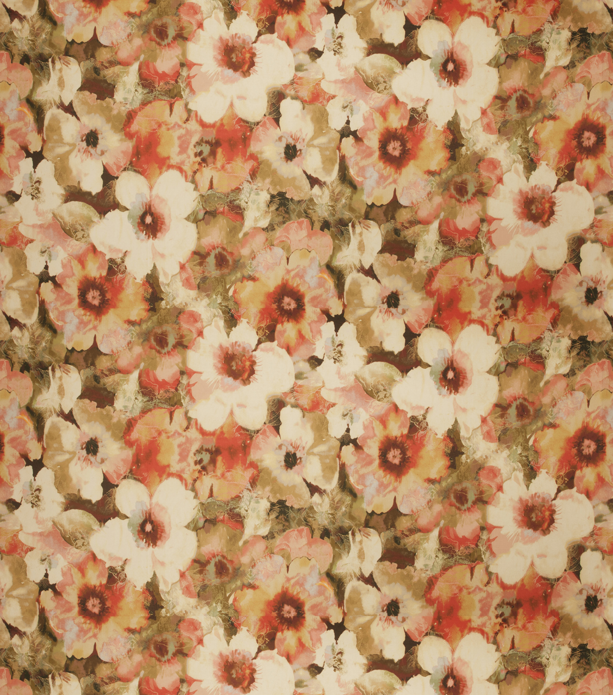 SMC Designs Upholstery Fabric 54\u0022-Daystar/ Tearose