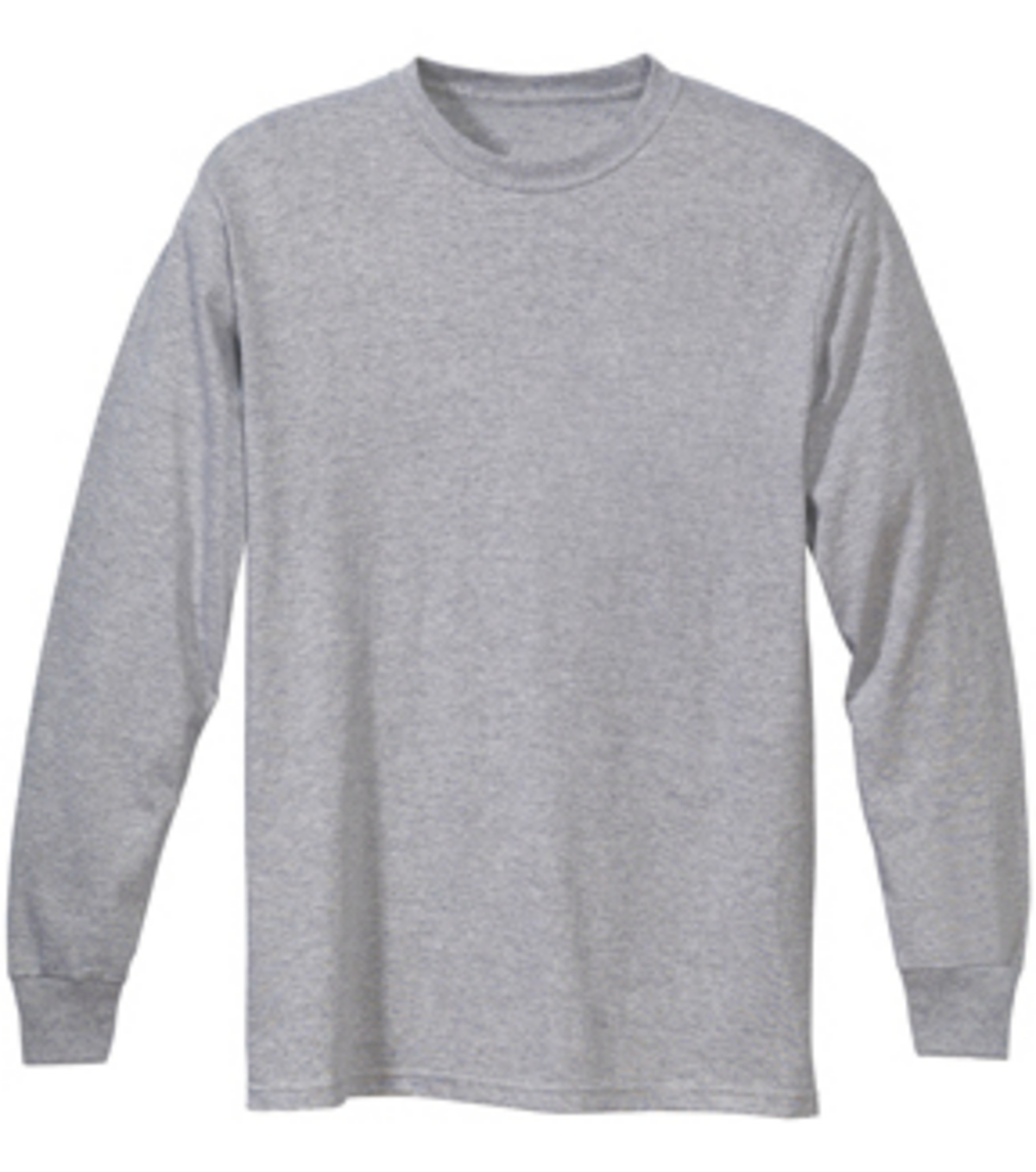 Adult Long Sleeve T-Shirt X-Large