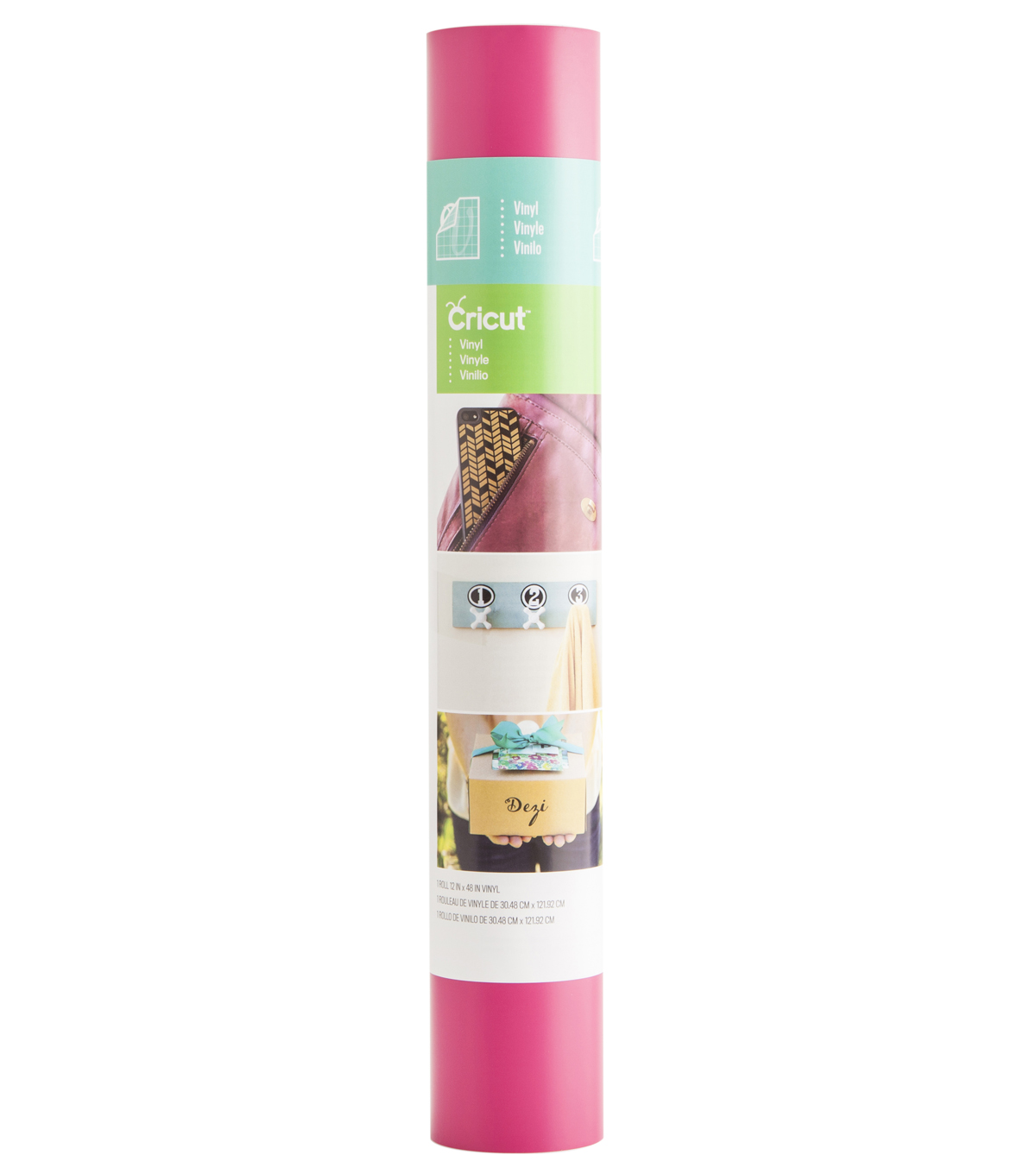 Cricut® Vinyl 12X48 Roll Flamingo