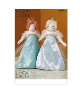 Vogue Patterns Crafts Dolls-V9144