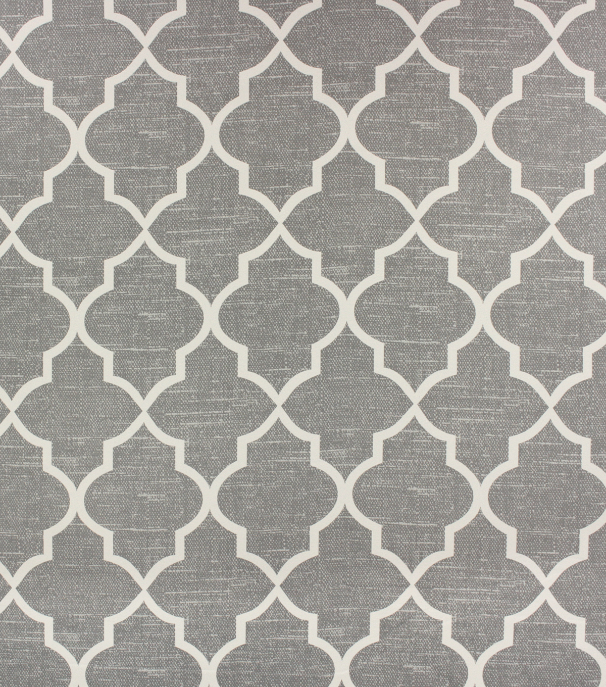 Optimum Performance Room Darkening Fabric 54\u0027\u0027-Gray Geometrics