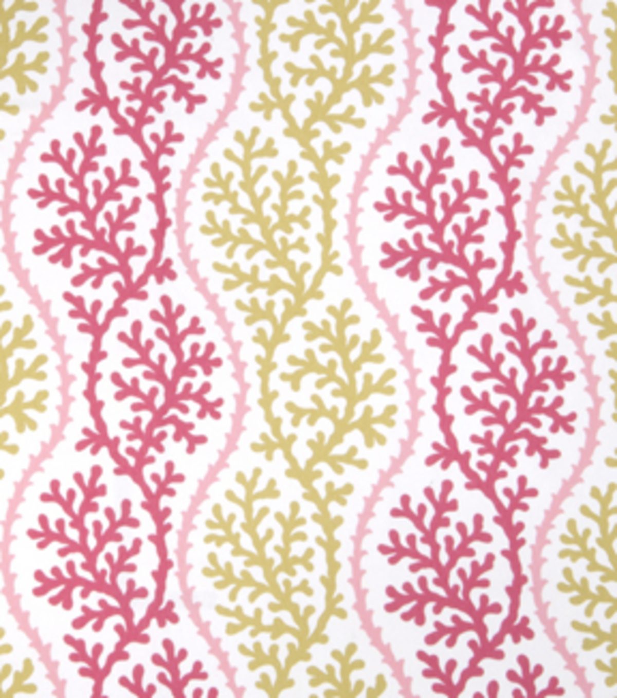 Home Decor 8\u0022x8\u0022 Fabric Swatch-Eaton Square Ducks Pink Coral