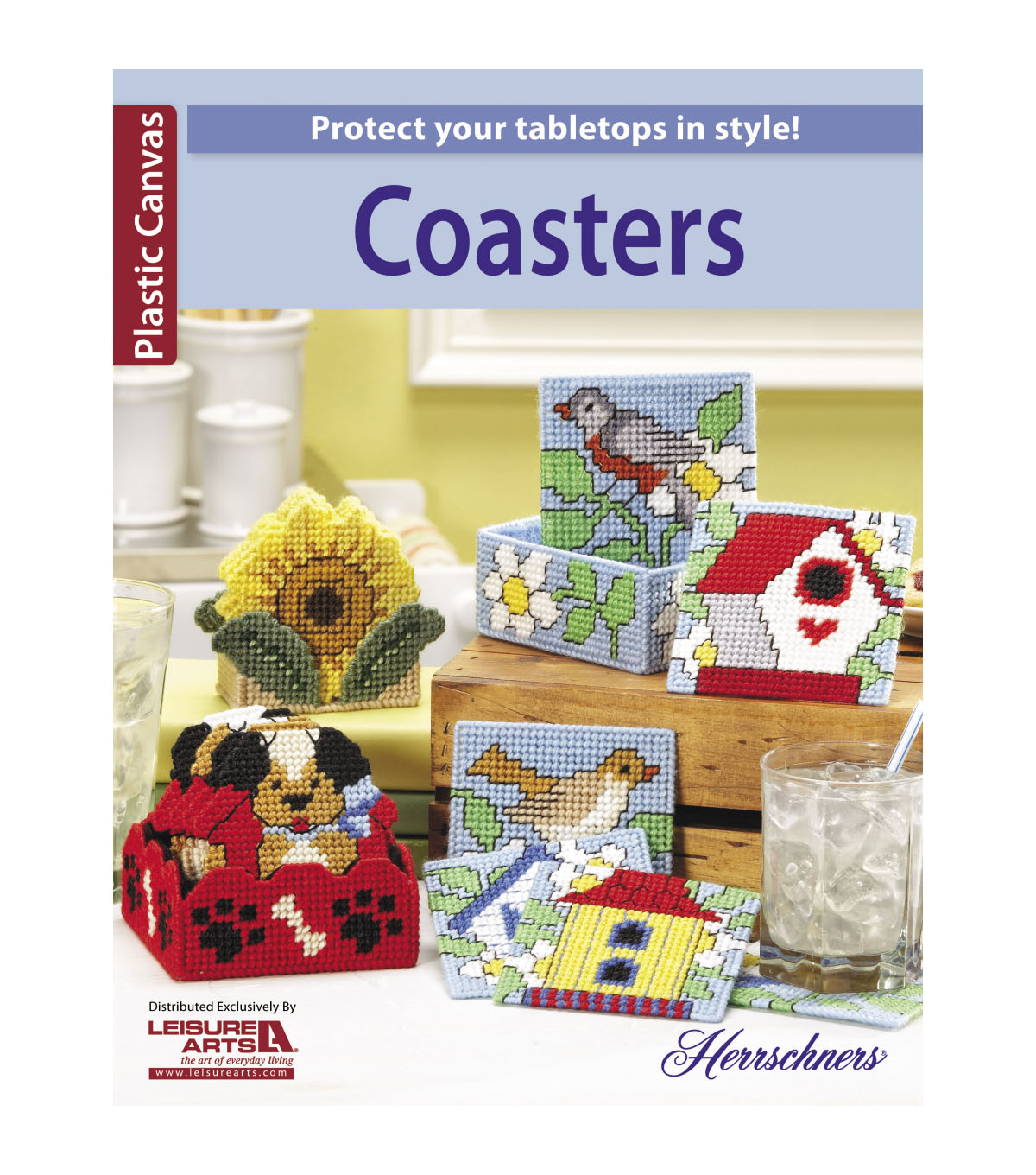 Leisure Arts-Coasters