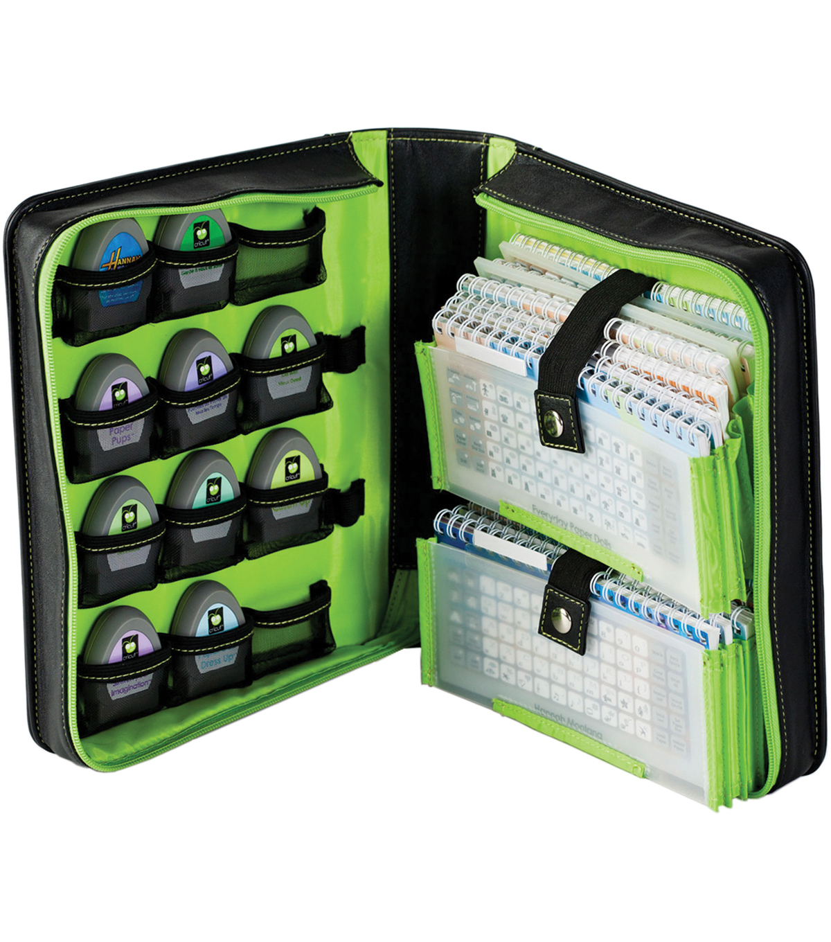 Cricut® Cartridge Storage Binder