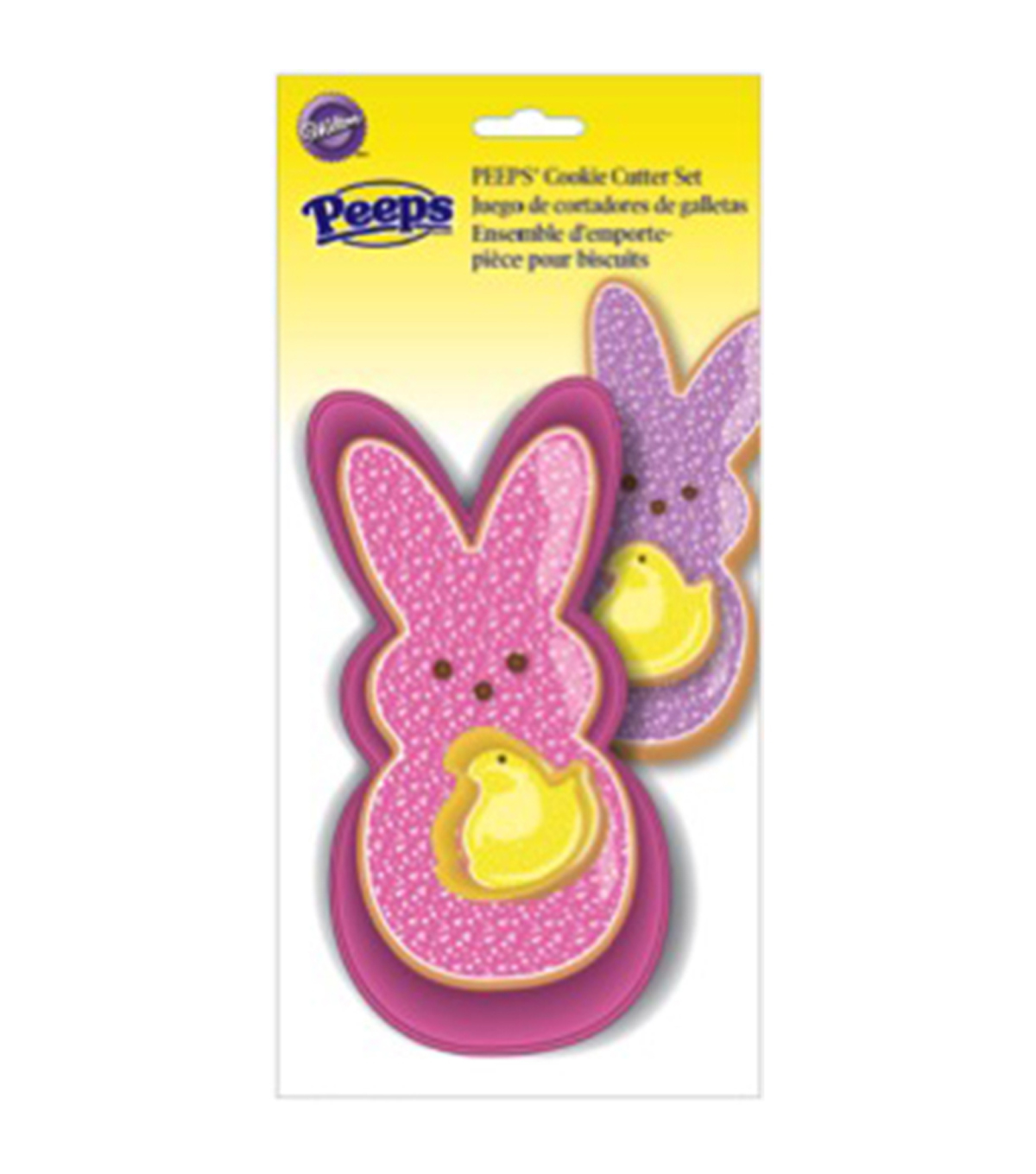 Wilton® 2 pc Cookie Cutter Set-Peeps Easter