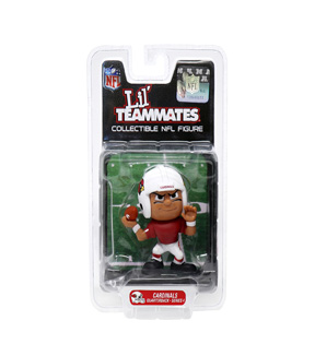Arizona Cardinals Lil Teammate Collectible Toy