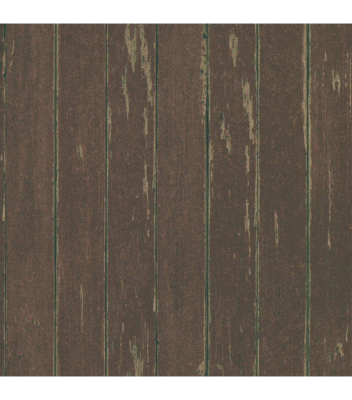 Kentucky Maroon Wood Panel Wallpaper Sample