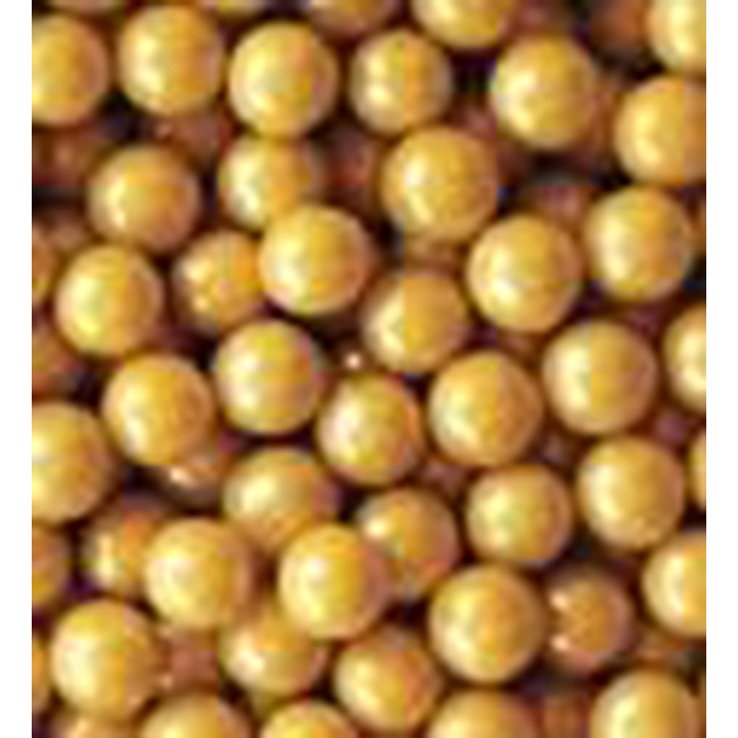 Wilton® Sugar Pearls 5oz-Gold