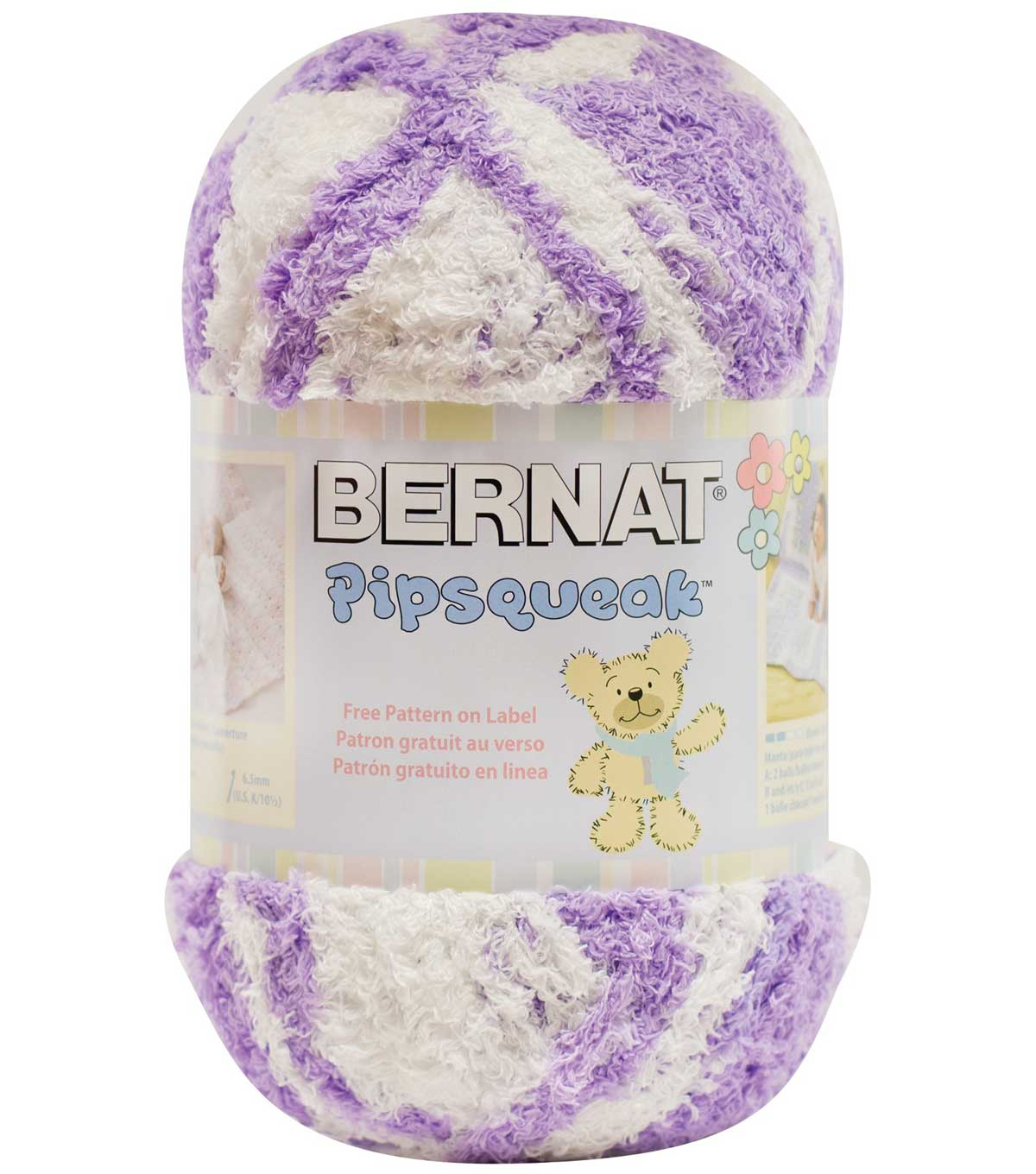 Bernat Pipsqueak Big Ball Yarn