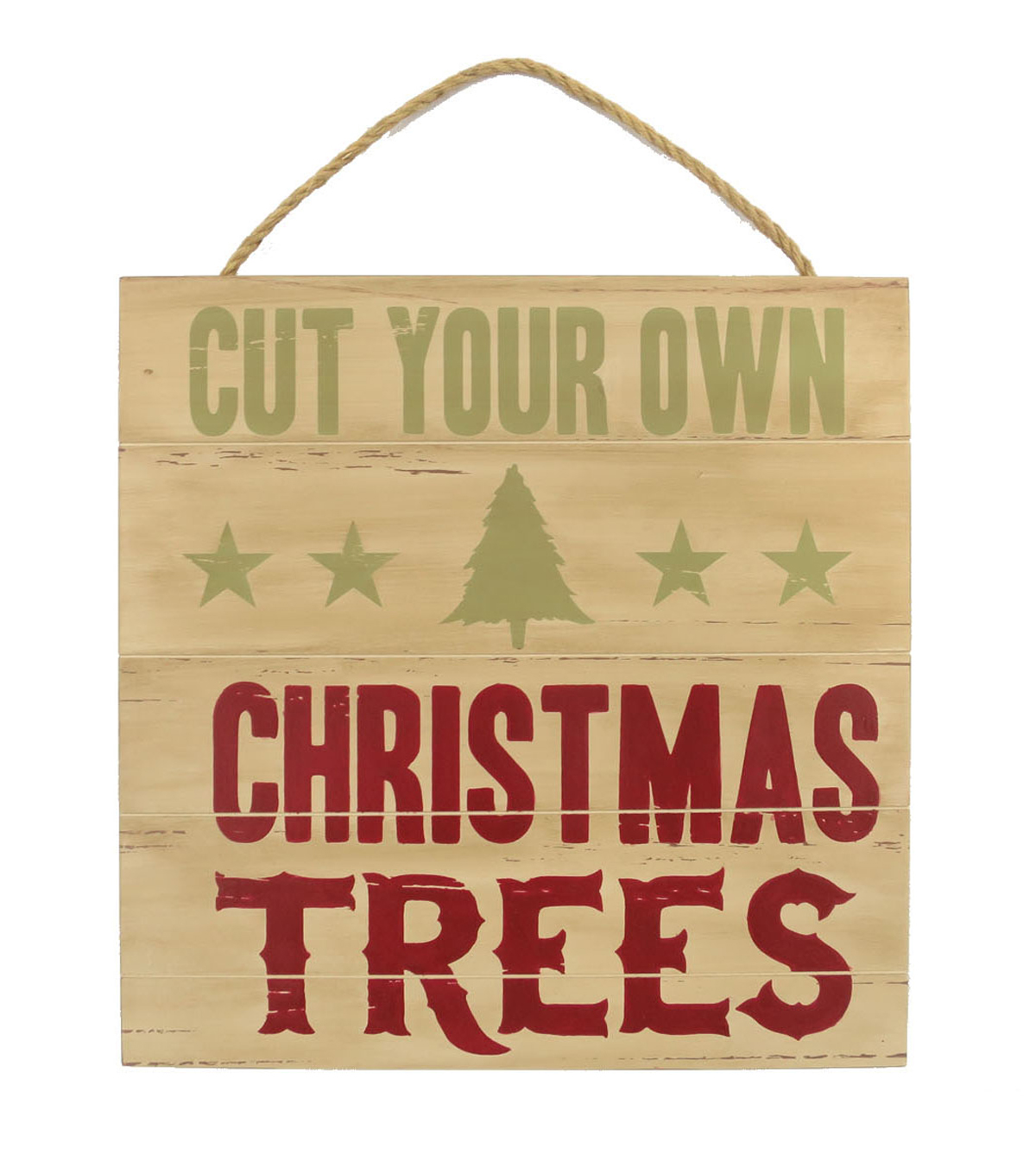 Maker\u0027s Holiday Wall Decor-Cut Your Own Trees
