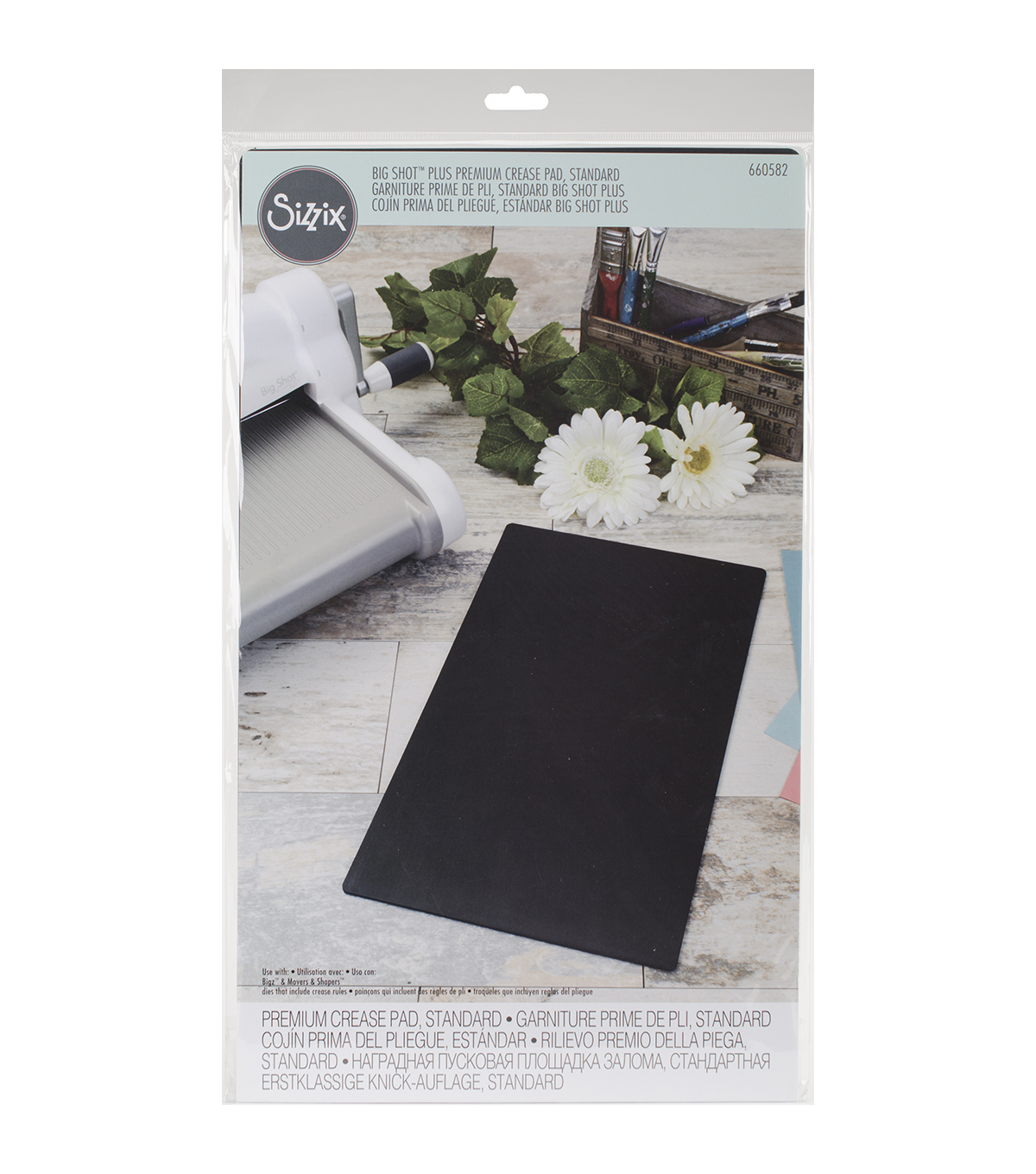 Sizzix™ Big Shot™ Plus Standard Premium Crease Pad