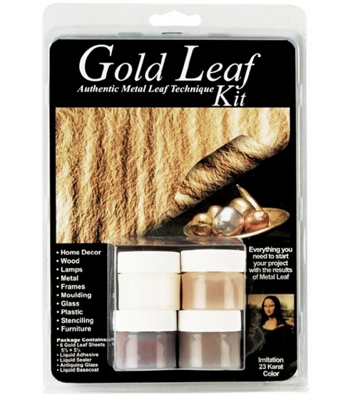 Gold Leaf Starter Kit