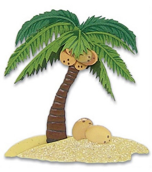 Jolee\u0027s By You Stickers-Palm Tree