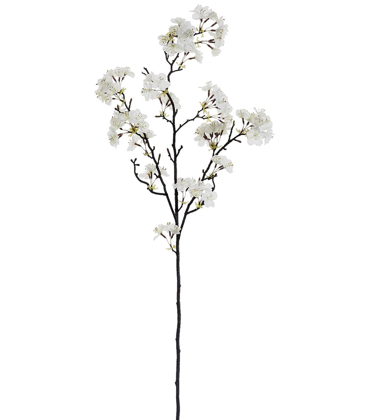 Bloom Room Pack of 6 35\u0022 Apple Blossom Sprays-White