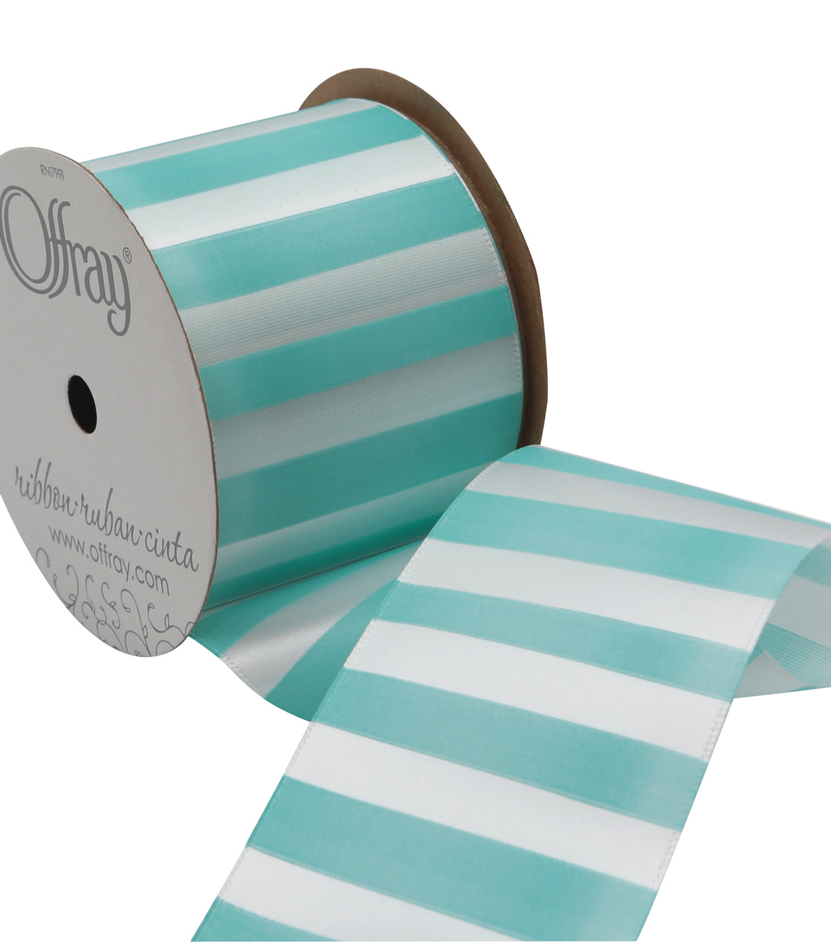 2 And One Qtr Pastel Bliss Dot 3 Ribbon
