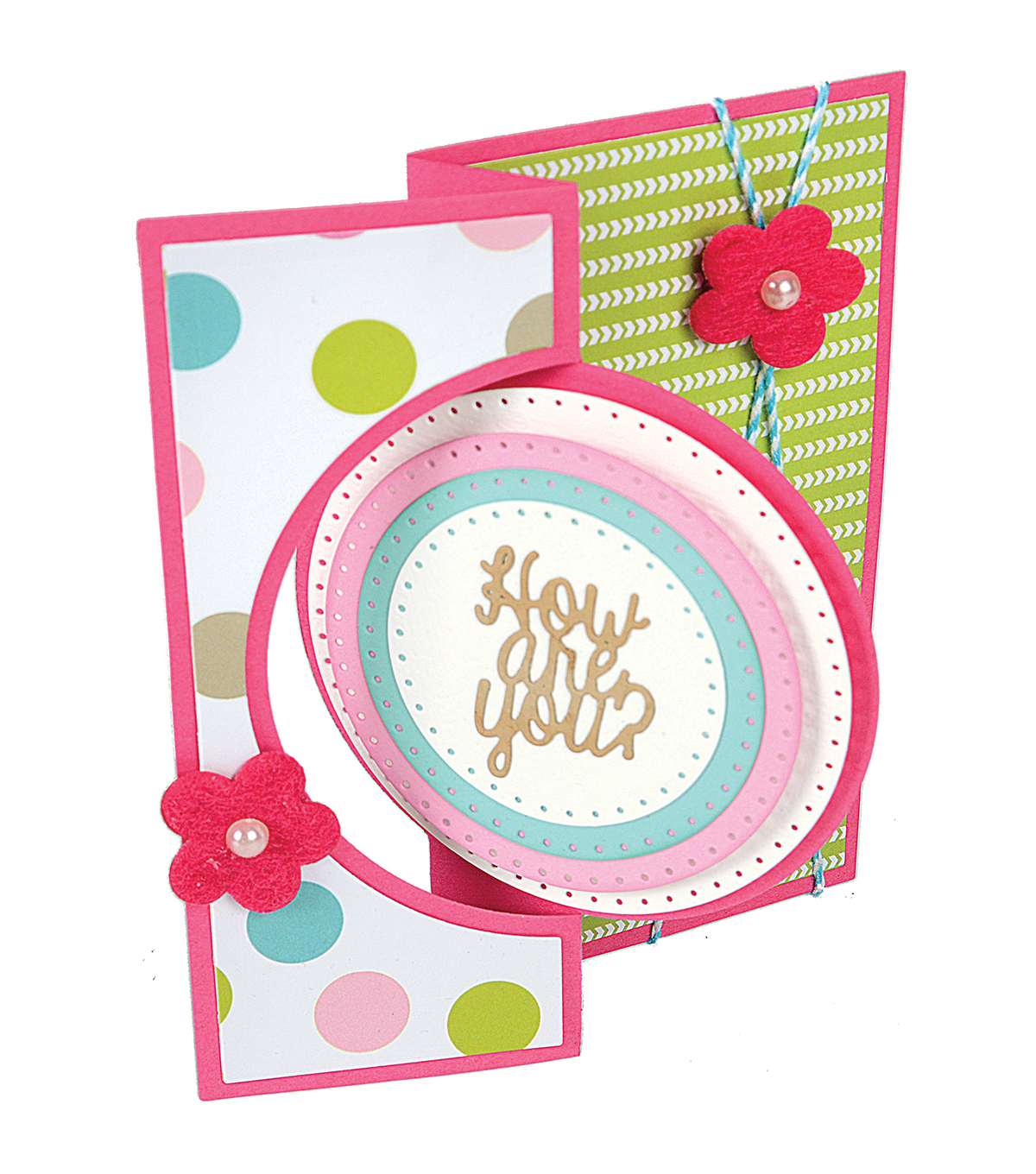 Sizzix® Framelits™ Stephanie Barnard Dies-Circles Dotted