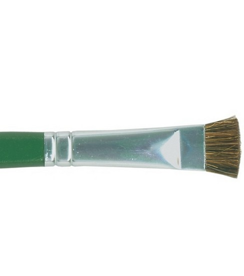"Donna Dewberry One-Stroke Brush-1/2"" Scruffy"