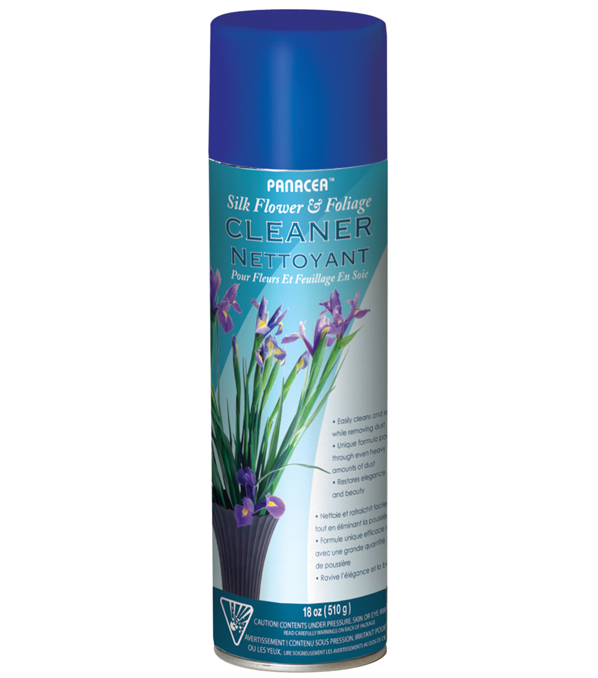 Panacea Products Silk Plant Cleaner-18 oz Aerosol