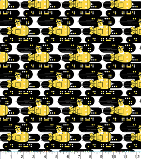 Minions Cotton Fabric 43\u0027\u0027-Rockets