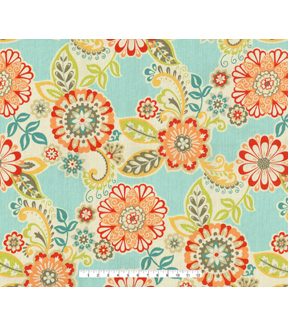 Home Essentials Caribbean Print Fabric 45\u0022-Solar Energy
