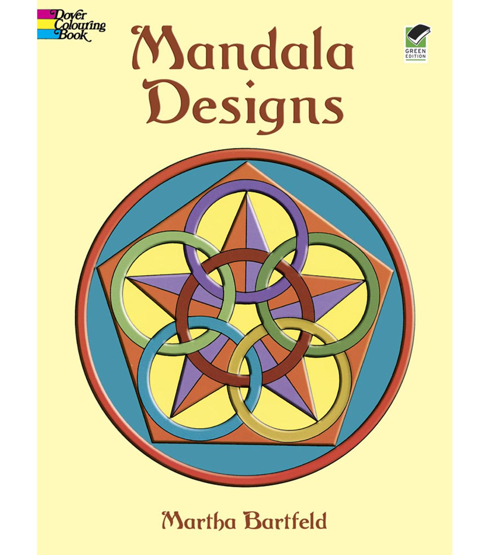 Mandala Designs Coloring Book for Adults | JOANN