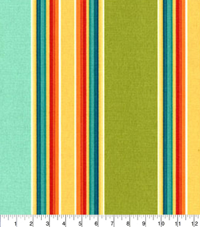 Better Homes and Gardens Outdoor Fabric-Islington Seabreeze
