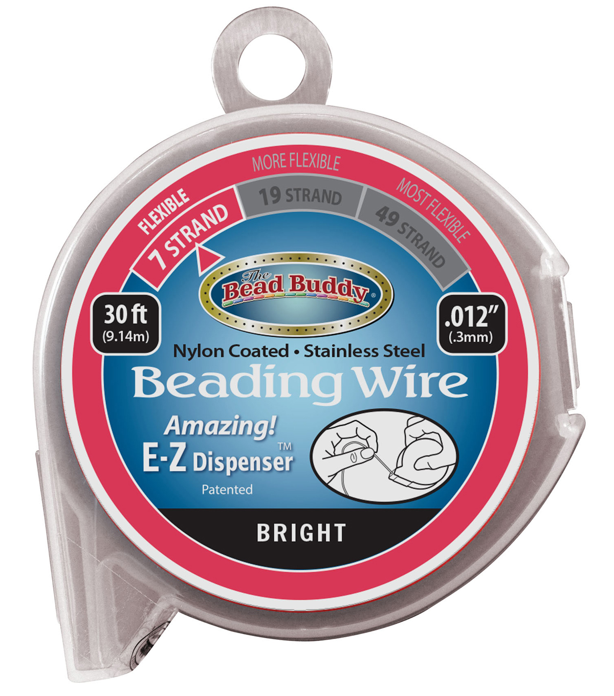7 Strand 012 Beading Wire