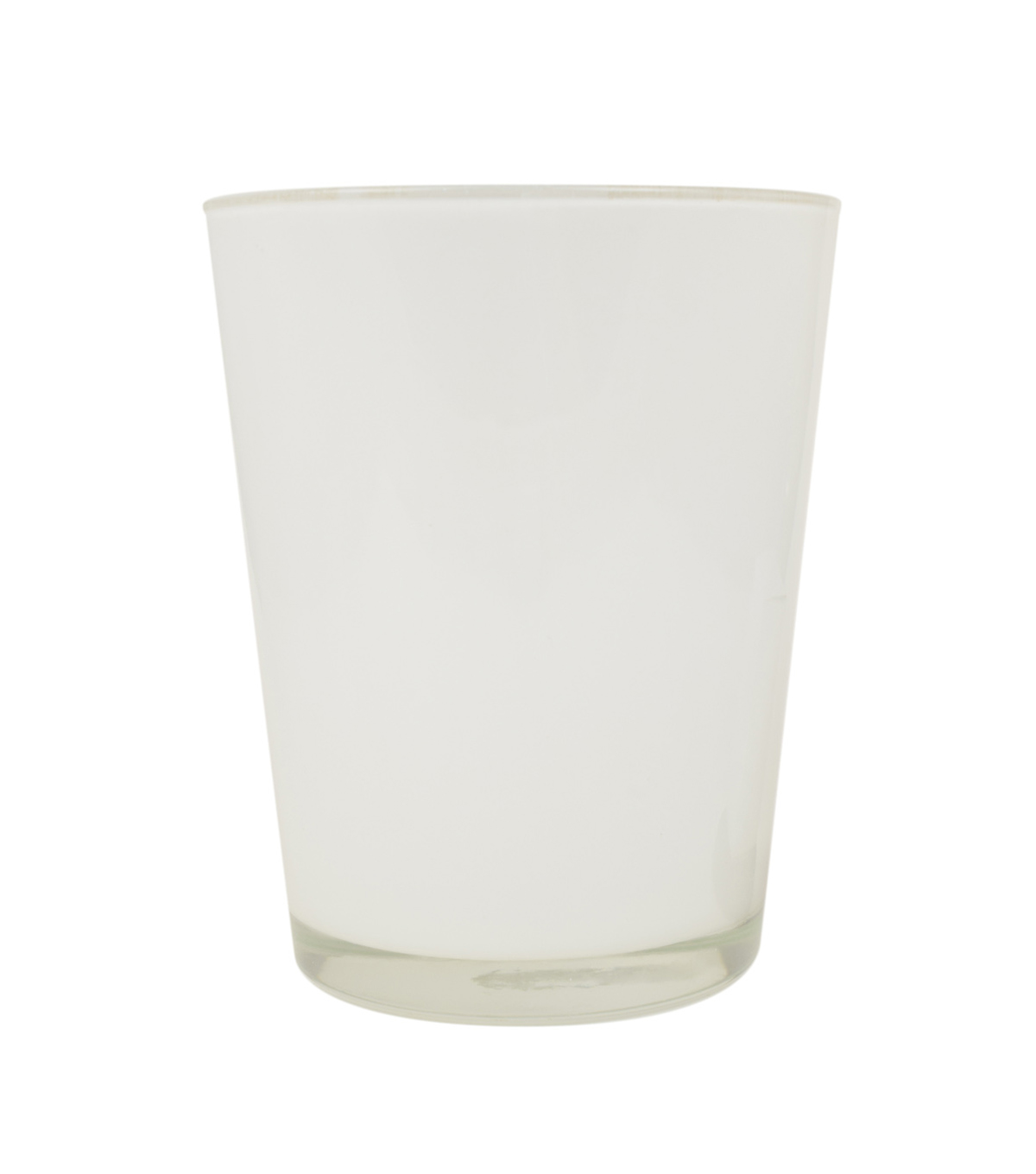Hudson 43™ Candle & Light Collection 28oz Milk Glass Vase Fill Fresh Linen