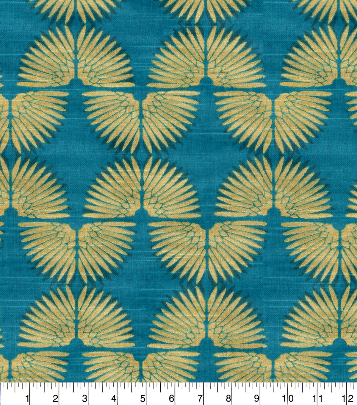Genevieve Gorder Upholstery Fabric 54\u0027\u0027-Urban Caterpillar on Peacock
