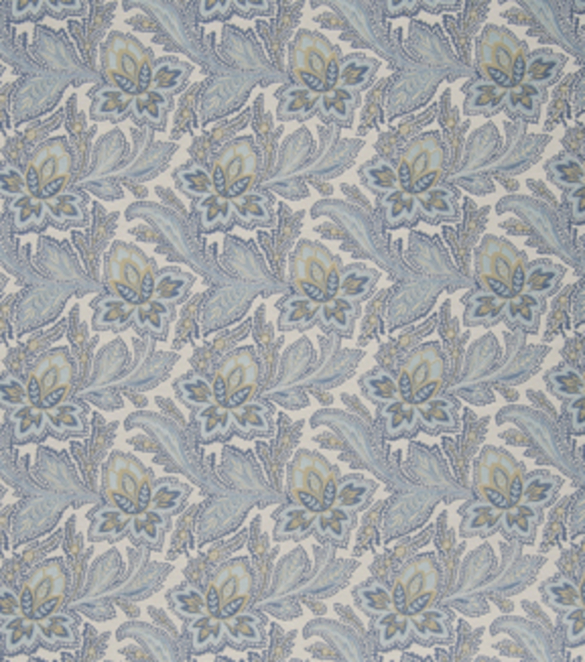 Home Decor 8\u0022x8\u0022 Fabric Swatch-French General General Bleu