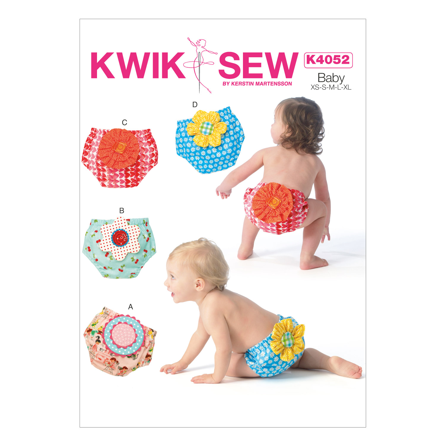 Kwik Sew Infants Pants-K4052