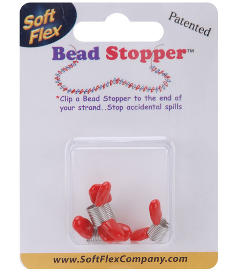 RED BEAD STOPPER