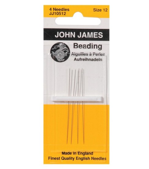 Darice® John James Beading Needles-#12