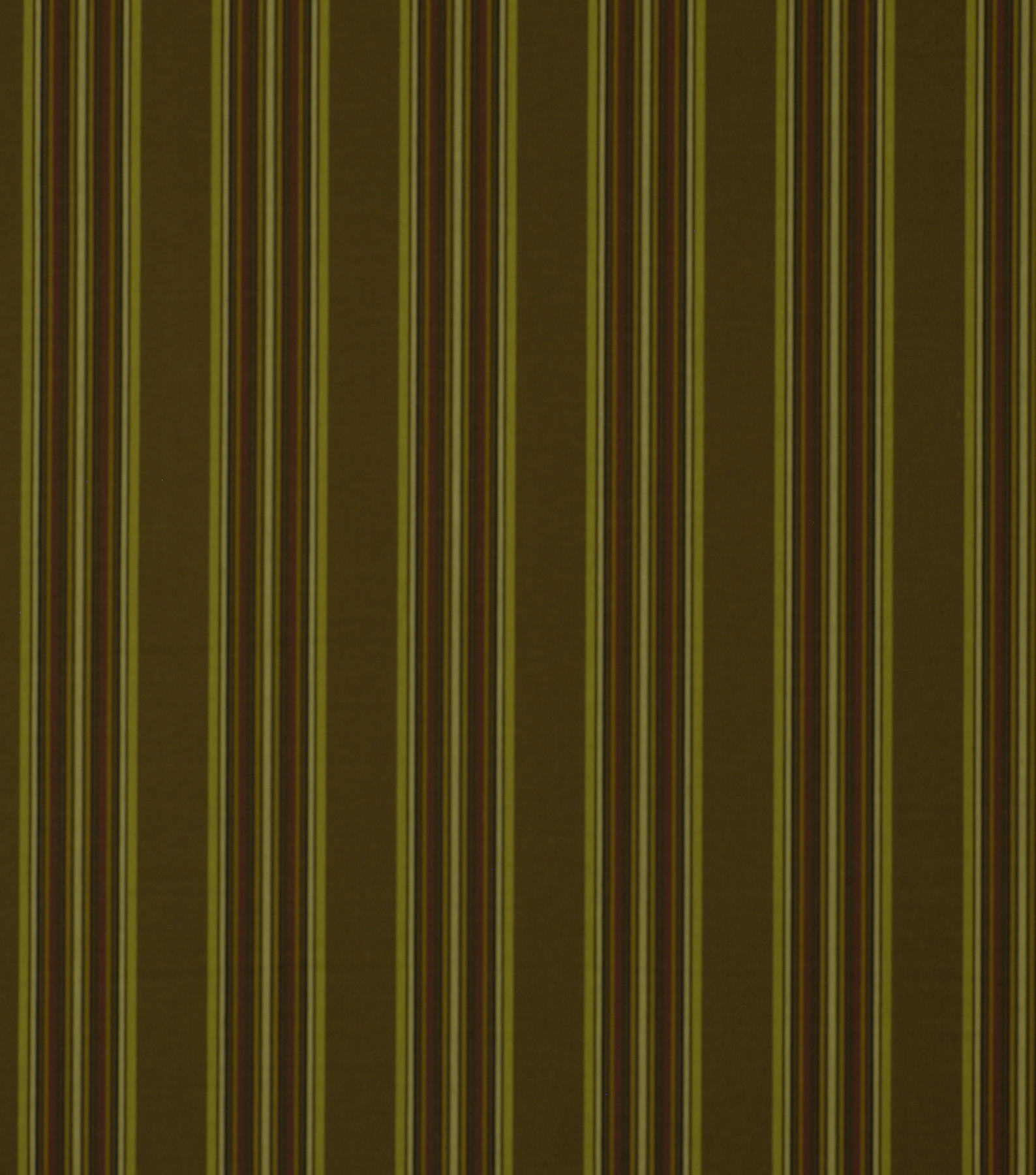 Home Decor 8\u0022x8\u0022 Fabric Swatch-Solid-Robert Allen Villa Stripe Chocolate