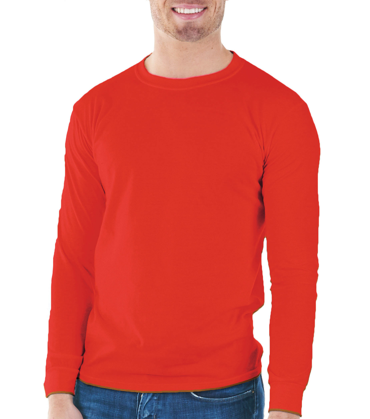 Gildan Adult Long Sleeve Tee Medium