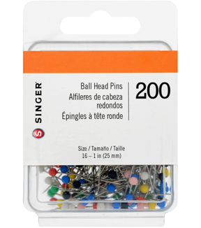 Ball Head Pins 200 Ct
