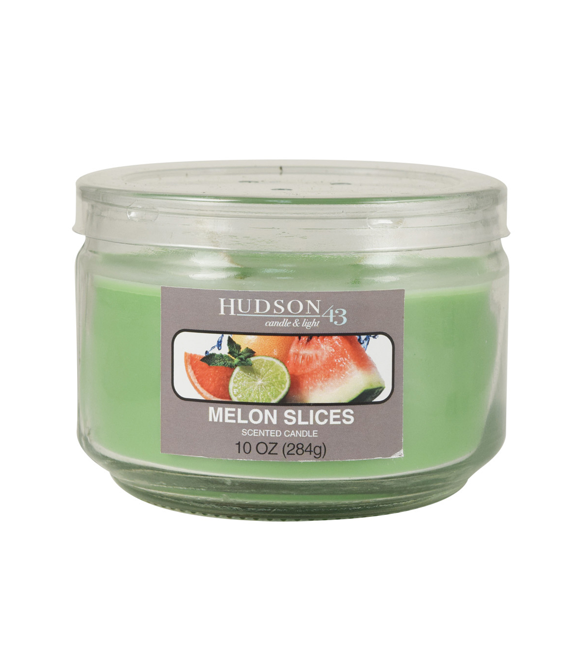 Hudson 43™ Candle & Light Collection 10oz Value Jar Melon Slices