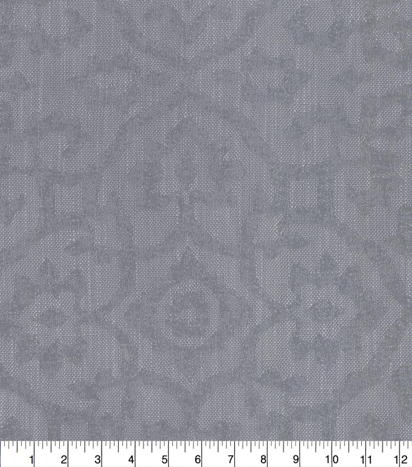 Waverly Upholstery Fabric 54''-Shale Natural Selection