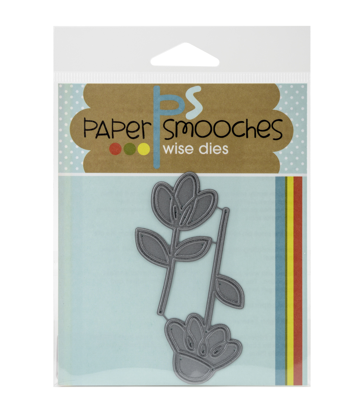 Paper Smooches Wise Die-Dainty Flowers