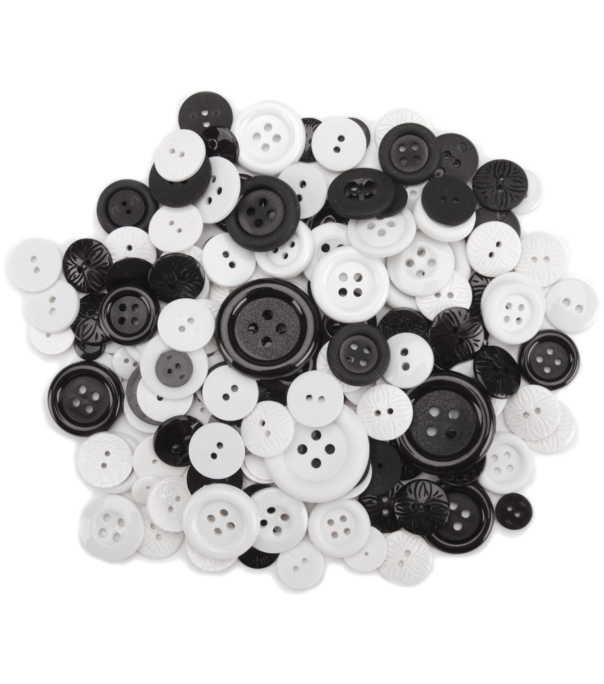 Dress It Up Button Super Value Pack-Dominoes