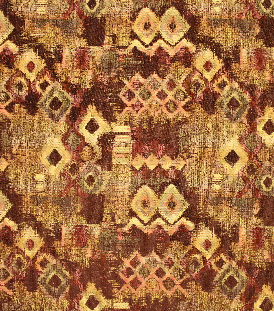 Home Decor 8\u0022x8\u0022 Fabric Swatch-Upholstery Fabric Barrow M8628-5325 Canyon