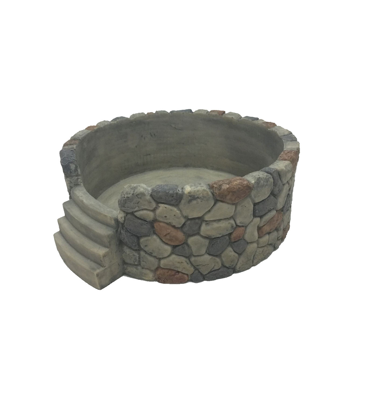 Bloom Room Littles Pebble Container with Steps