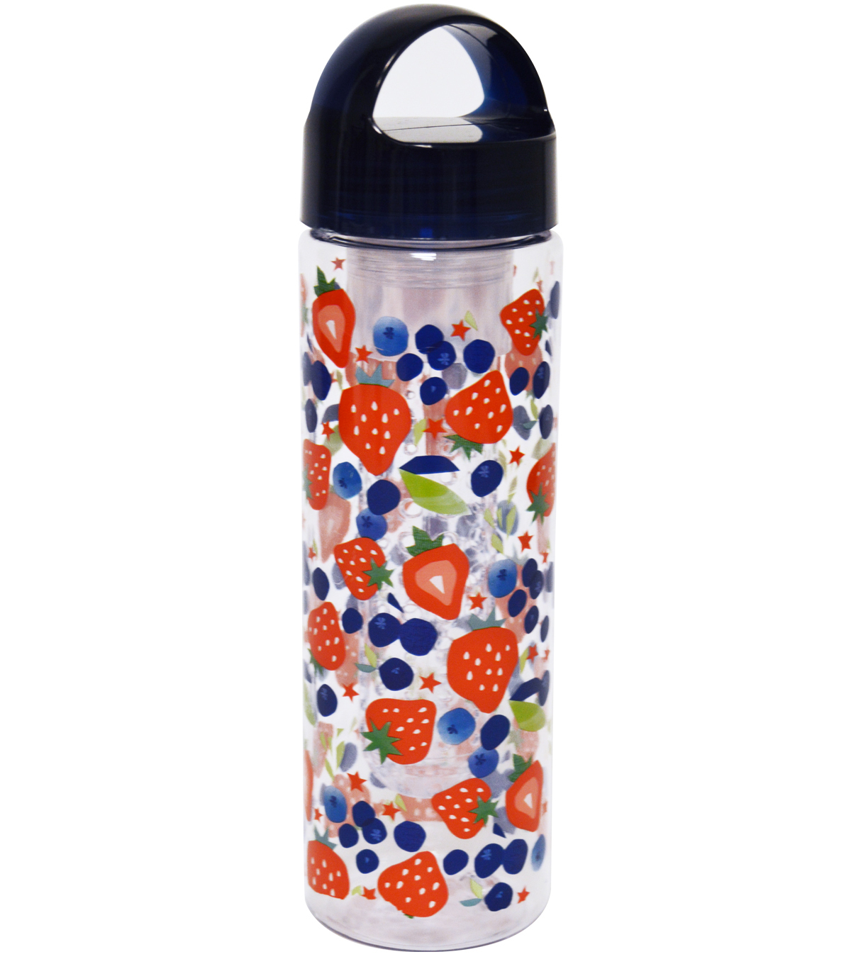 Summer 24oz. Infusion Hydration Bottle-Berries