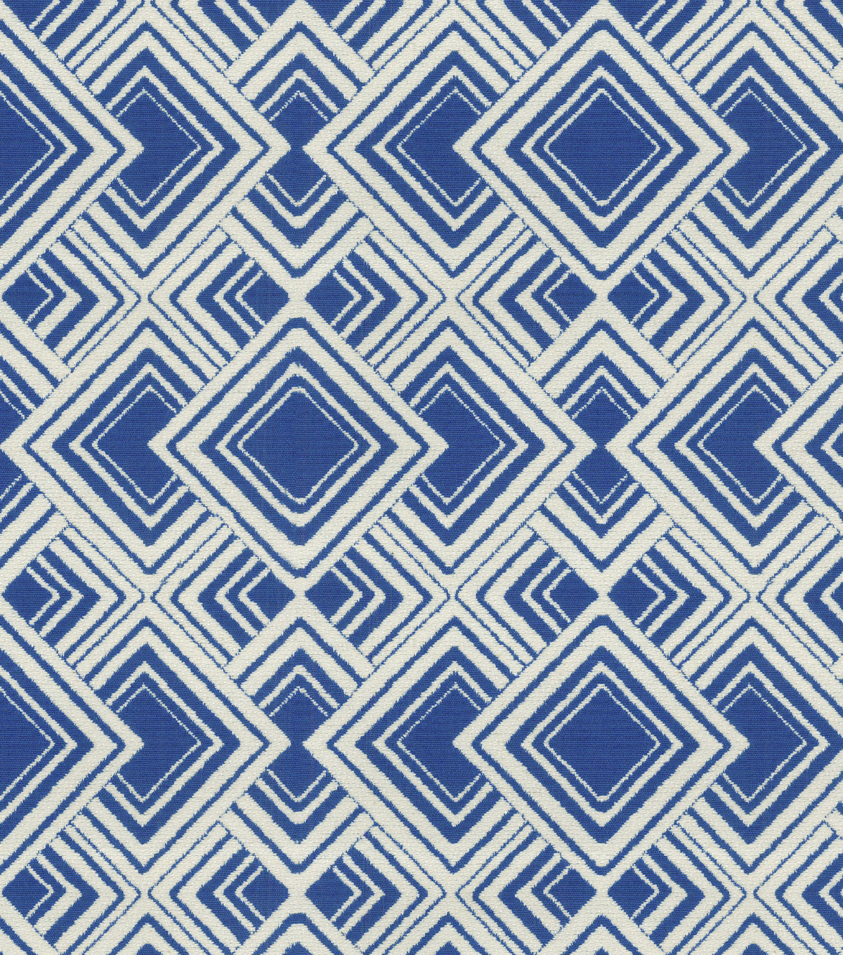 HGTV Home Upholstery Fabric-Diamond Reps/Cobalt